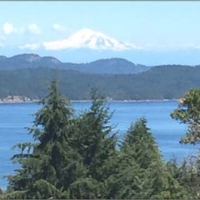 Ocean & Mt Baker View Home