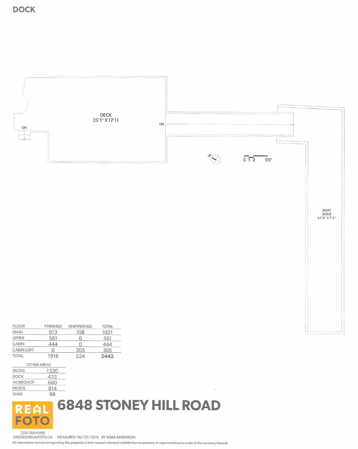 Floor plans 5